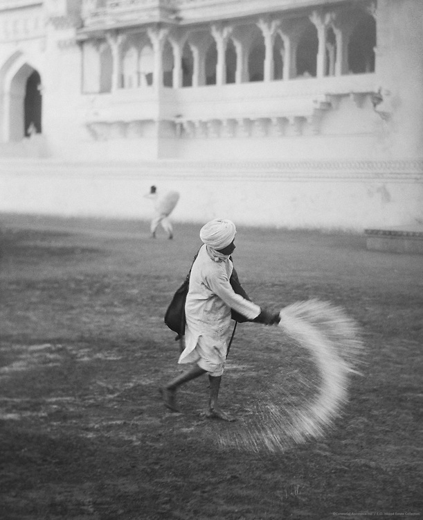 Laying the Dust, Udaipur, India, 1929