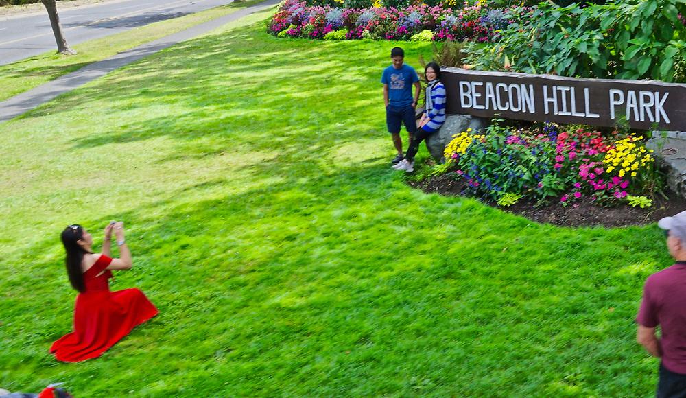 Photos at Beacon Hill Park, Victoria, Canada