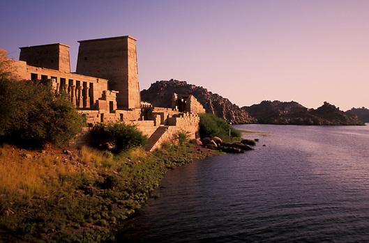 Temple of Philae Aswan Egypt