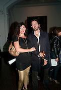 XANTHE MILTON; ZEB JAMESON, Daydreaming with ... James Lavelle. Haunch of Venison. London. 26 August 2010. -DO NOT ARCHIVE-© Copyright Photograph by Dafydd Jones. 248 Clapham Rd. London SW9 0PZ. Tel 0207 820 0771. www.dafjones.com.