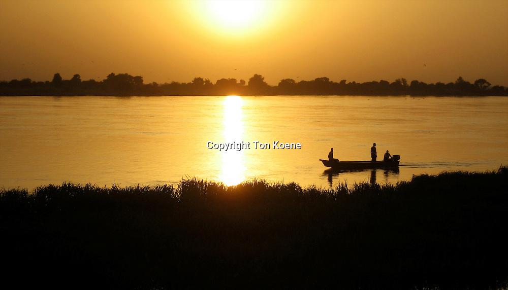 chari river between cameroon and Chad
