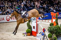 STOLMEIJER Kathrin (GER), Chevenez<br /> - Stechen -<br /> Preis der Familie Müter <br /> Deutschlands U25 Springpokal der Stiftung Deutscher Spitzenpferdesport<br /> Nat. Springprüfung Kl. S*** mit Stechen<br /> Braunschweig - Classico 2020<br /> 07. März 2020<br /> © www.sportfotos-lafrentz.de/Stefan Lafrentz