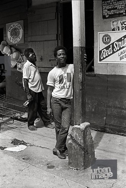 Drunk by Lunchtime - Port Antonio Jamaica 1973