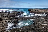 James Bay, Santiago Island, Galapagos