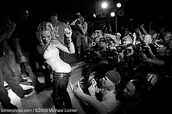 Smokeout Stage, Rockingham, NC. 2009<br /> <br /> Limited Edition Print from an edition of 20. Photo ©2009 Michael Lichter.