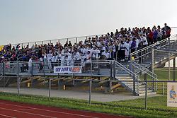 1 September 2017: Bloomington Raiders at Normal Community Ironmen. IHSA football, Normal Illinois<br /> <br /> #BHSRaiders #IRONMENFootball #alphoto513 #IHSA #IHSAFootball