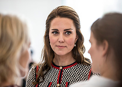 The Duchess of Cambridge visits the Victoria and Albert Museum to officially open the Museum's new entrance, courtyard and exhibition gallery, in London, UK, on the 29th June 2017. Picture by Richard Pohle/WPA-Pool. 29 Jun 2017 Pictured: Catherine, Duchess of Cambridge, Kate Middleton. Photo credit: MEGA TheMegaAgency.com +1 888 505 6342