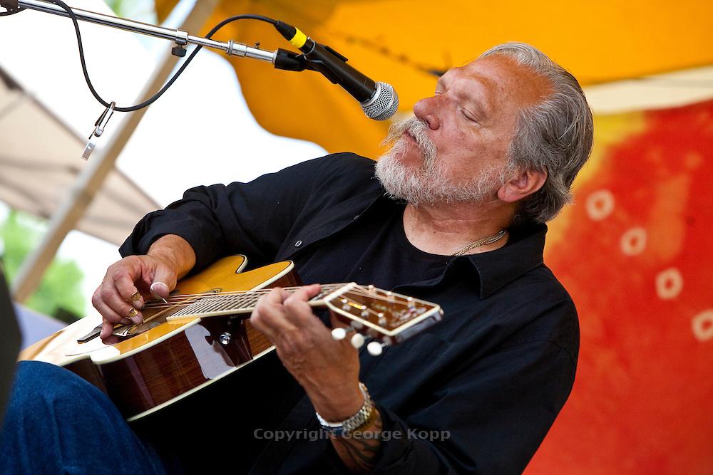 Jorma Kaukonen at the 2011 Clearwater Festival, Croton-On-Hudson, NY.