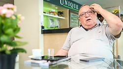 Radialista e Comentarista Pedro Ernesto Denardin, da rádio Gaúcha, do Grupo RBS. FOTO: Marcos Nagelstein/Agência Preview