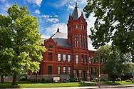 Marshall County Museum in Marysville, Kansas.