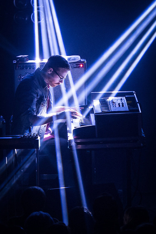 Dallas Green with City of Colour performing at The Ritz