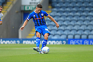 GOAL  Ian Henderson scores from the penalty spot 1-0 during the EFL Sky Bet League 1 match between Rochdale and Peterborough United at Spotland, Rochdale, England on 11 August 2018.
