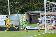 Forest Green Rovers v Sutton United 090816