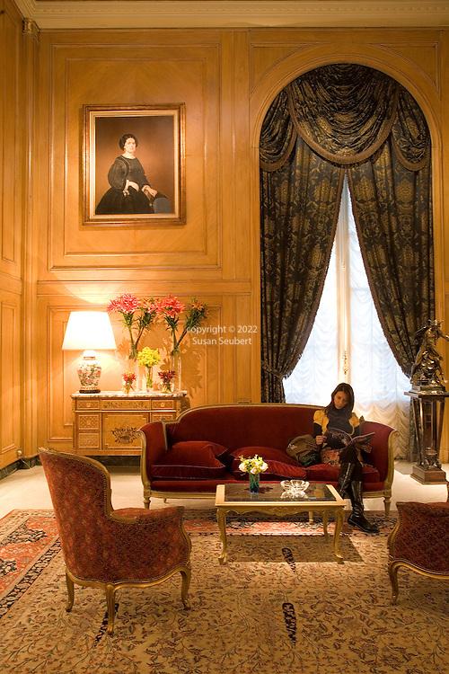 Alvear Palace Hotel Lobby