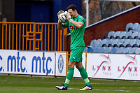 Ben Hinchliffe. Stockport County FC 1-1 Hartlepool United FC. Vanarama National League. Edgeley Park. 27.3.21