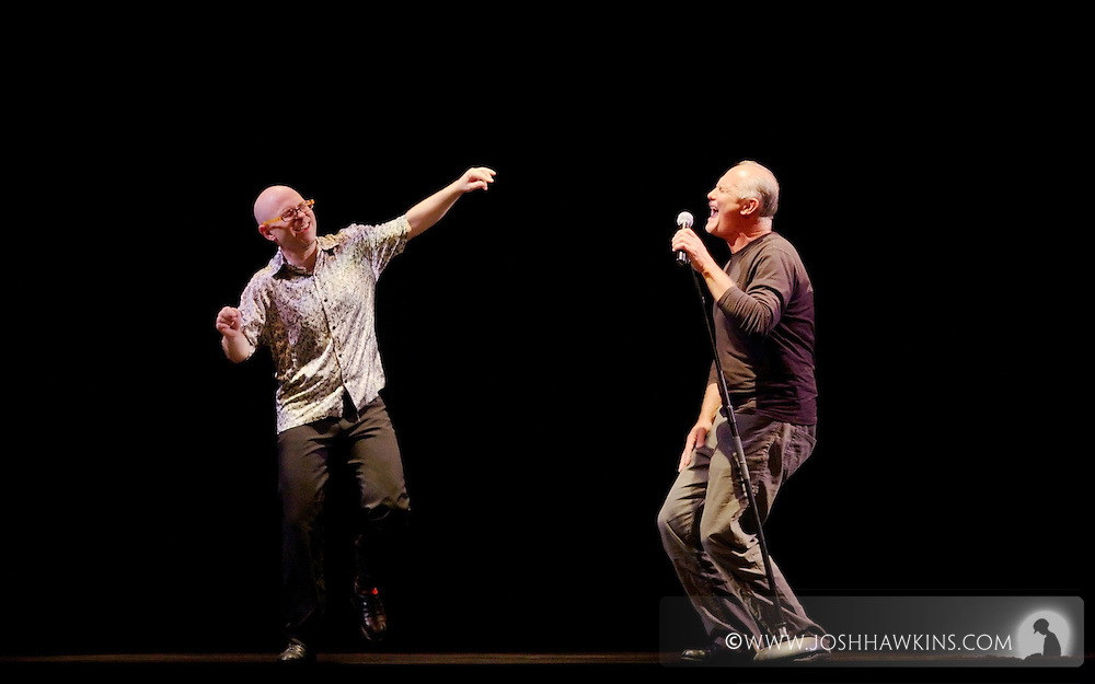 Chicago Tap Theatre - Tap!(ish).Tap and Poetry.Mark Yonally and Marc Smith