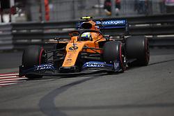 May 25, 2019 - Monte Carlo, Monaco - xa9; Photo4 / LaPresse.25/05/2019 Monte Carlo, Monaco.Sport .Grand Prix Formula One Monaco 2019.In the pic: Lando Norris (GBR) Mclaren F1 Team MCL34 (Credit Image: © Photo4/Lapresse via ZUMA Press)