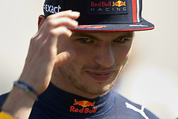 May 11, 2019 - Barcelona, Catalonia, Spain - Max Verstappen of Netherlands and Aston Martin Red Bull Racing during qualifying for the F1 Grand Prix of Spain at Circuit de Barcelona-Catalunya on May 11, 2019 in Barcelona, Spain. (Credit Image: © Jose Breton/NurPhoto via ZUMA Press)