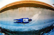 Luge competition at the 1994 Winter Olympics in Lillehammer, Norway