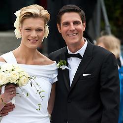 20110416: AUT, Wedding of Maria Riesch and Markus Hoefl