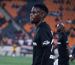 Innocent Maela in a match between Orlando Pirates  and Cape Town City at  Fnb Stadium on Tuesday September 19, 2017.