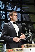 ISPS Handa Sportsman of the Decade winner Richie McCaw, ISPS Handa Halberg Awards Decade Champion held at Spark Arena, Auckland. Wednesday 24 March 2021. Mandatory Photo Credit: Andrew Cornaga / www.photosport.nz