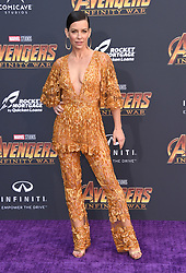 """World premiere of """"Avengers: Infinity War"""" held at the El Capitan Theatre on April 23, 2018 in Hollywood, CA. © O'Connor/AFF-USA.com. 23 Apr 2018 Pictured: Evangeline Lilly. Photo credit: O'Connor/AFF-USA.com / MEGA TheMegaAgency.com +1 888 505 6342"""