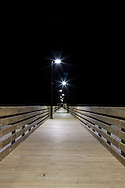Lighthouse Pier in Biloxi