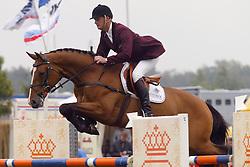 Geerink Peter-Panic<br /> KWPN Paardendagen Ermelo 2004<br /> Photo © Hippo Foto