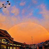 10.26.2010 Midwest Storm Brings Rainbow