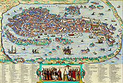 Venice  circa 1610