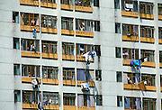 Apartment Block, Hong Kong