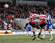 Doncaster Rovers v Sheffield Wednesday 140209