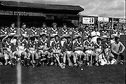 01/09/1985<br /> 09/01/1985<br /> 1 September 1985<br /> All-Ireland Hurling Final: Offaly v Galway at Croke Park, Dublin. <br /> The Offaly Team which won the Senior Hurling Final against Galway.