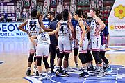 Team Dinamo Banco di Sardegna Sassari<br /> Banco di Sardegna Dinamo Sassari - Gesam Gas e Luce Le Mura Lucca<br /> Legabasket Femminile LBF Techfind Serie A1 2020-2021<br /> Sassari, 20/02/2021<br /> Foto L.Canu / Ciamillo-Castoria