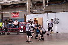 107 Nashville vs Downriver Roller Dolls