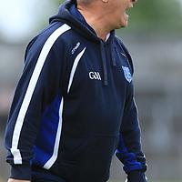 Cratloe's Manager Colm Collins