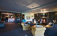 WASSENAAR  (NETH.) - Interieur clubhuis. Golfclub Groendael in Wassenaar. COPYRIGHT KOEN SUYK