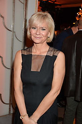 HARRIET GREEN formerly CEO of the Thomas Cook Group at the Veuve Clicquot Business Woman Awards held at Claridge's, Brook Street, London on 11th May 2015.