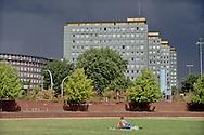 Stadtleben in Hamburg