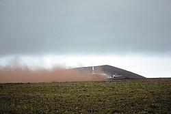 Aleutian Airline Jet Landing