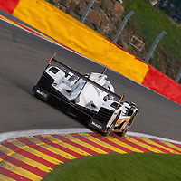 Porsche Team  Porsche 919 Hybrid #18 driven by Romain Dumas / Neel Jani / Marc Lieb, WEC 6 Hours of Spa-Francorchamps 2015