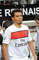 FOOTBALL - FRENCH CHAMPIONSHIP 2011/2012 - L1 - STADE RENNAIS v PARIS SG - 13/08/2011 - PHOTO PASCAL ALLEE / DPPI - CEARA (PSG)