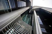 ICBC and Citibank towers, Citibank Plaza, Financial District, Hong Kong, China