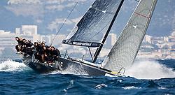 © Sander van der Borch. Marseille - FRANCE,  June 4th 2008. AUDI MEDCUP  in Marseille  (2/7 June 2008). Races 4 and 5.