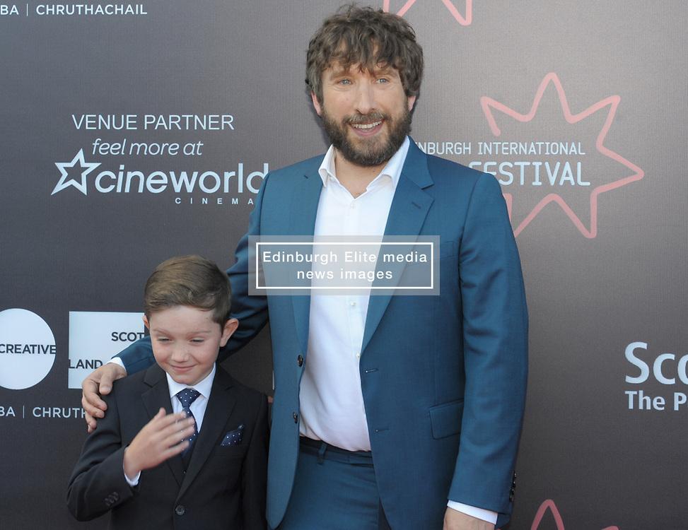 Edinburgh International Film Festival, Thursday, 21st June 2018<br /> <br /> THE SECRET OF MARROWBONE (UK PREMIERE)<br /> <br /> Pictured: Matthew Stagg and Sergio G. Sanchez<br /> <br /> (c) Aimee Todd   Edinburgh Elite media
