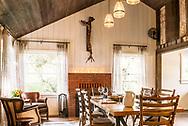 Alma Rosa Winery & Vineyards Ranch House in Buellton, California.