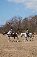 Horseback Riding in Hokkaido's Outback at Ohnuma Lake