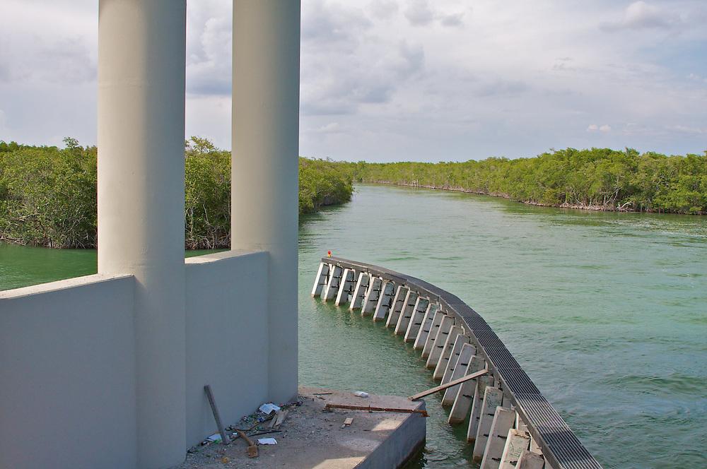 New US-1 Bridge, Jewfish Creek, Key Largo, FL