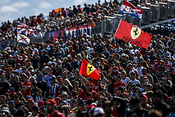 October 21, 2018 - Austin, United States - Motorsports: FIA Formula One World Championship; 2018; Grand Prix; United States, FORMULA 1 PIRELLI 2018 UNITED S GRAND PRIX , Circuit of The Americas  (Credit Image: © Hoch Zwei via ZUMA Wire)